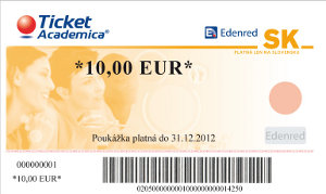 Endenred Ticket Academica